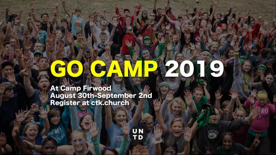 Go Camp 2019