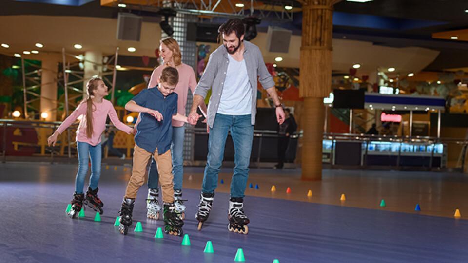 CTK Families Skating Night