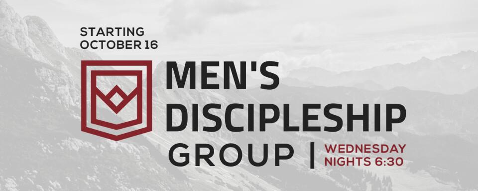 Men's Discipleship Group