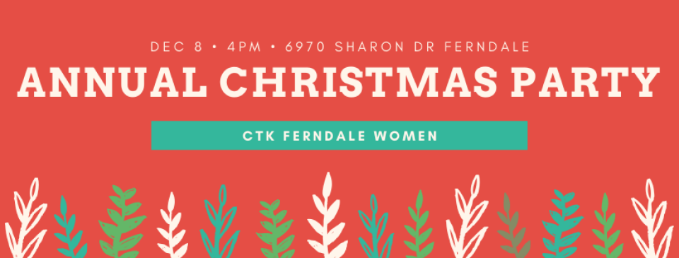 Women's Christmas Party