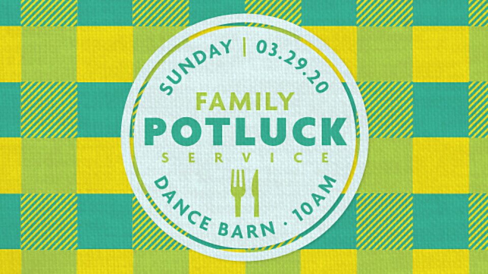 Family Potluck Service